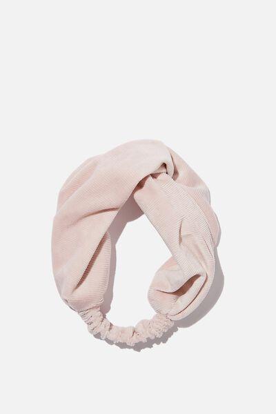 Surrey Soft Headband, BLUSH