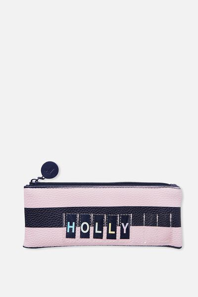 Personalised Mini Cosmetic Case, BLOOM