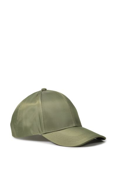 Nancy Cap, KHAKI NYLON