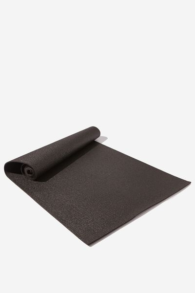 Yoga Mat, BLACK