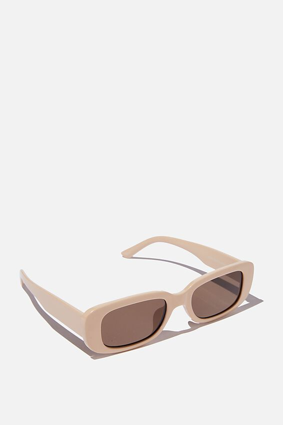 Abby Sunglasses, TAWNY BEIGE