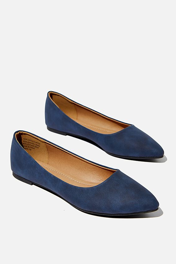 Primo Point, NAVY NUBUCK