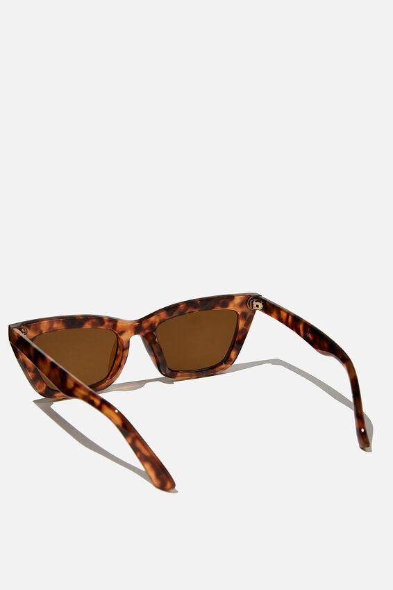 Lyndsey Sunglasses, TORT