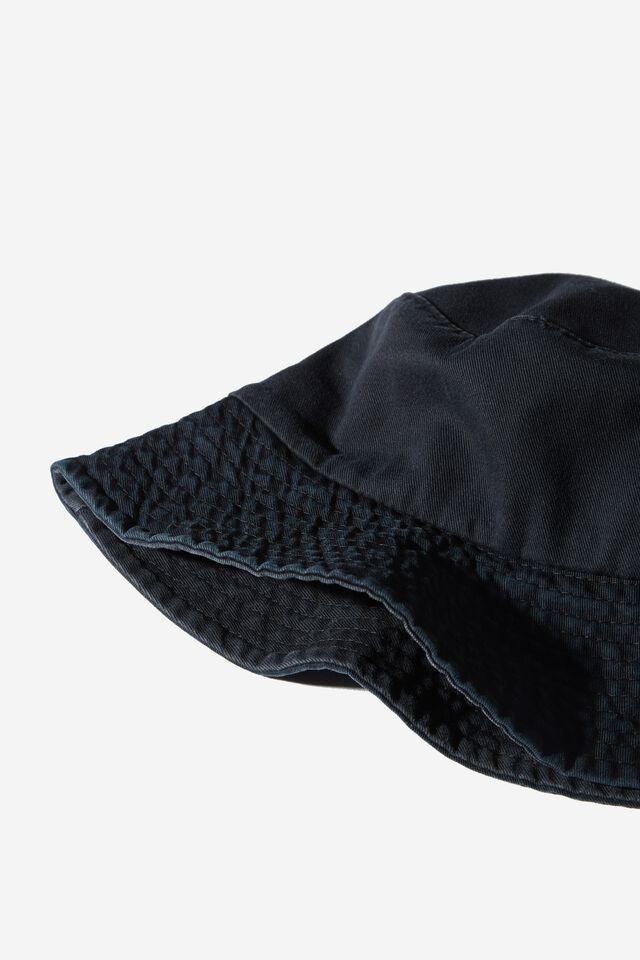 Bianca Bucket Hat, BLACK