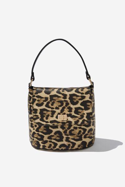 Harper Hand Bag, LEOPARD PRINT