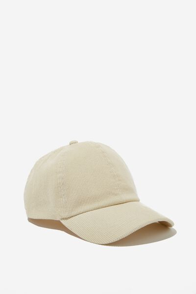 Kaia Cap, WINTER WHITE CORD