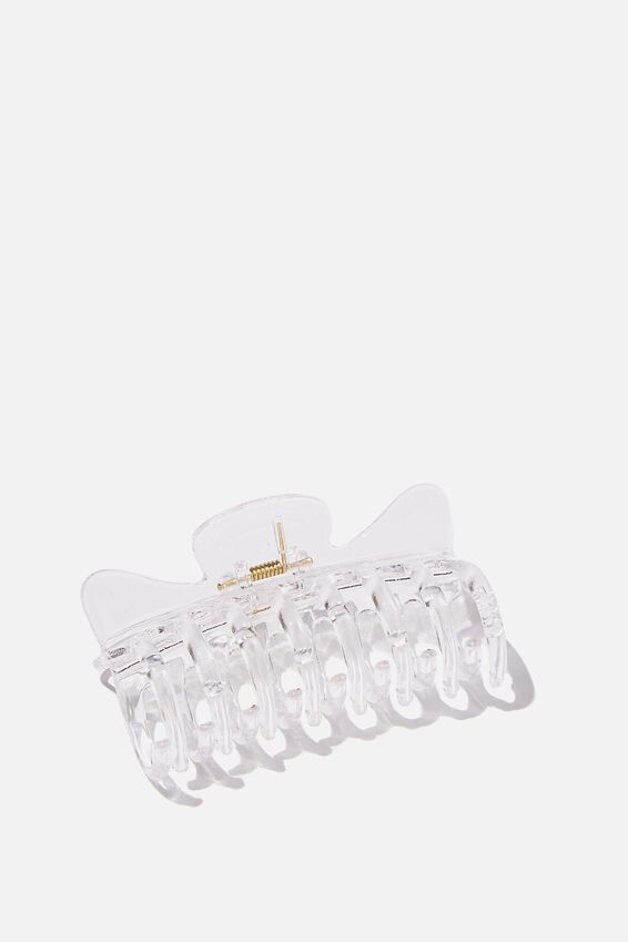 Kiley Hair Claw, CLEAR