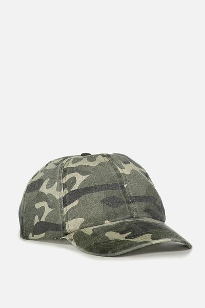 Nancy Cap, CAMO