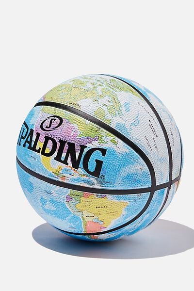 Spalding Basketball, WORLD MAP