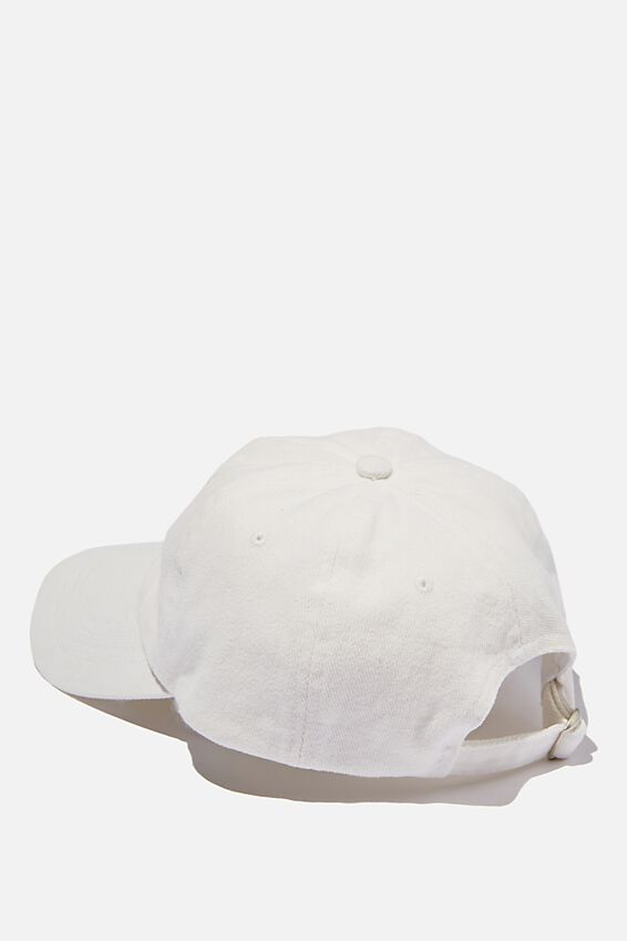 Classic Dad Cap, VINTAGE WHITE/SUNSHINE STATE OF MIND