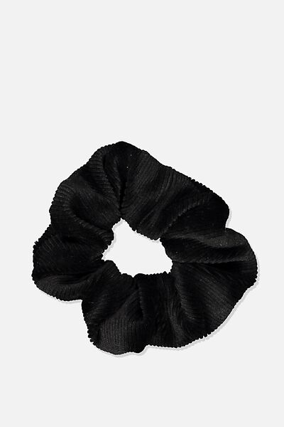 So Me Scrunchie, BLACK MINI CORD