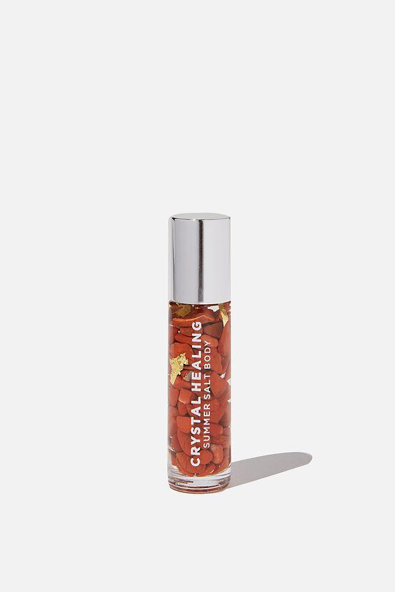 Summer Salt Body Oil Roller, ENERGY