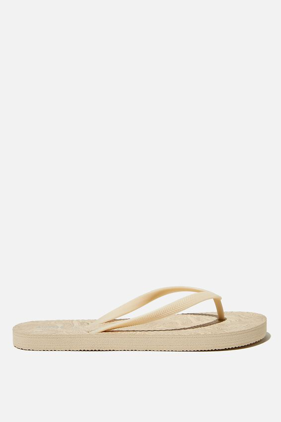 The Rubi Flip Flop, TAUPE SWIRL