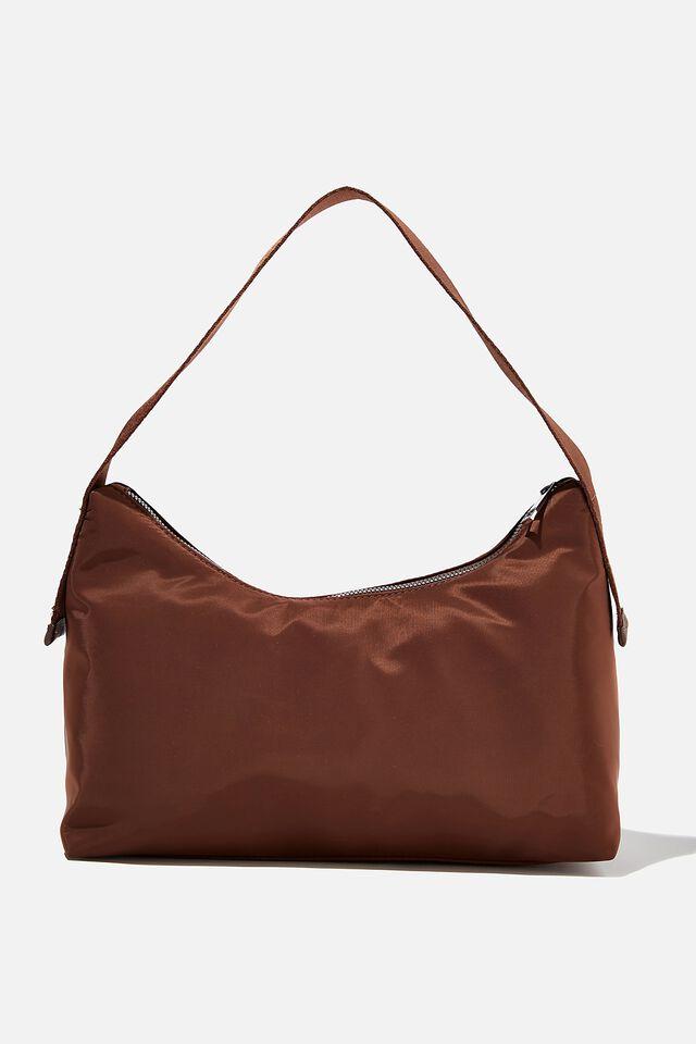 Nori Shoulder Bag, SIENNA BROWN