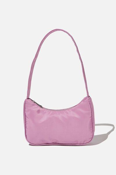 Nadia Underarm Bag, SOFT MAUVE