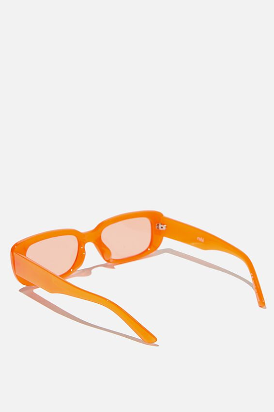 Abby Sunglasses, SUNSET TANGARINE