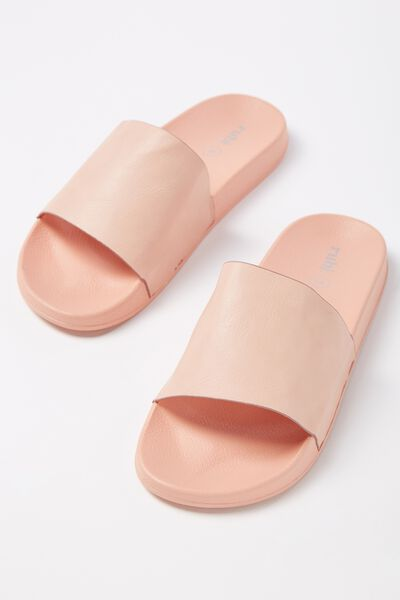 The Pool Slide, BLUSH