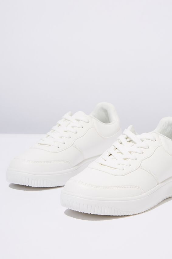 Alice Low Rise Sneaker, WHITE MULTI
