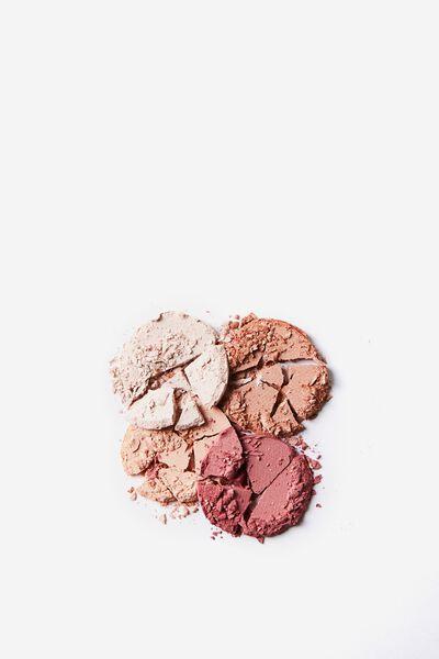Blush Palette, LET'S MEET UP