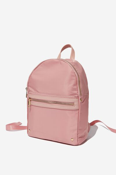 Brazen Backpack, ASH ROSE