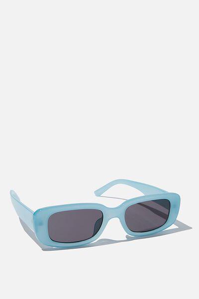 Abby Sunglasses, COOL BLUE