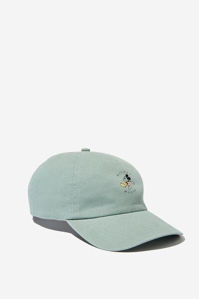 Kaia Cap, CHINOIS GREEN/MICKEY