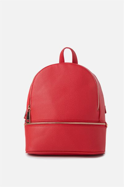 Mia Back Pack, RED