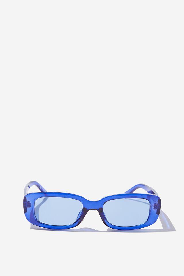 Abby Sunglasses, ELECTRIC BLUE