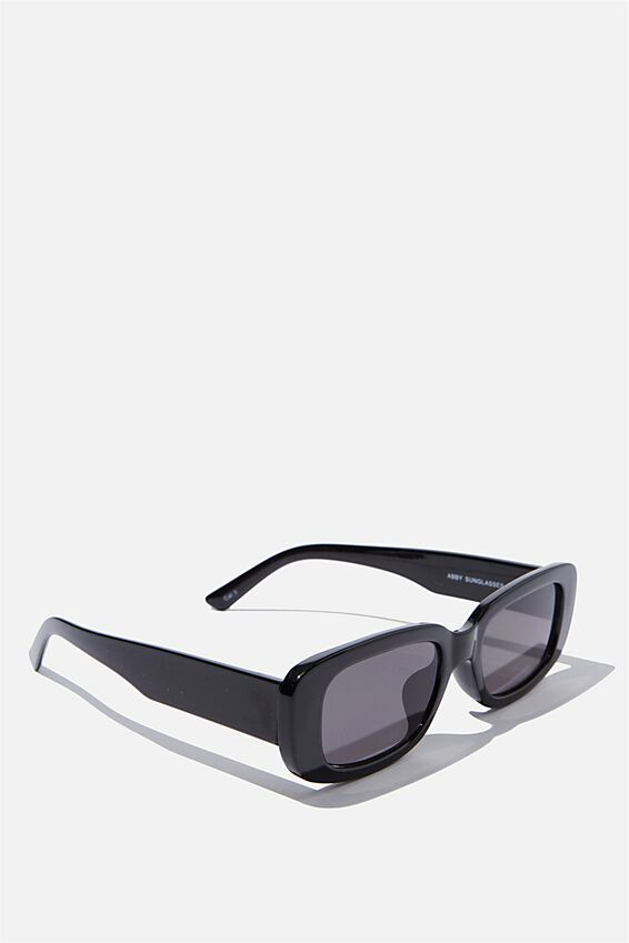 Abby Sunglasses, BLACK