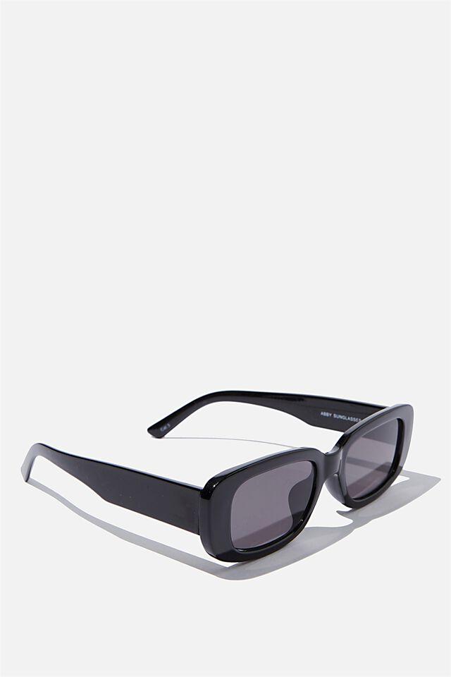 Abby Sunglasses, BLACK