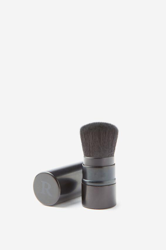 Bronzer Brush, MATTE BLACK