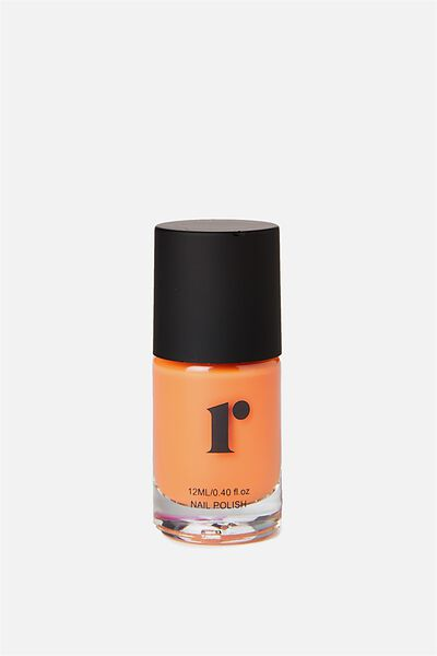 Nail Polish, PAPAYA