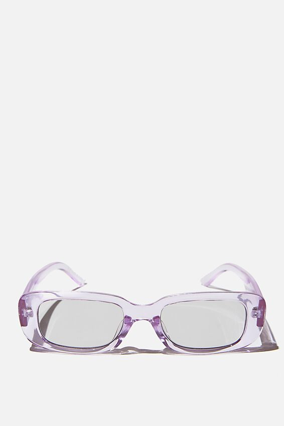 Abby Sunglasses, LILAC CRYSTAL
