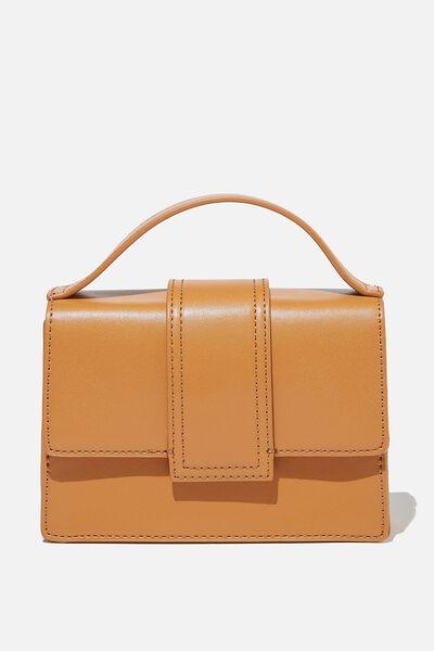 Cindy Cross Body Bag, HERITAGE TAN