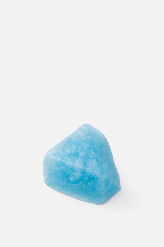 Body Home Spa | Crystal Bath Soap, COASTAL BLUE
