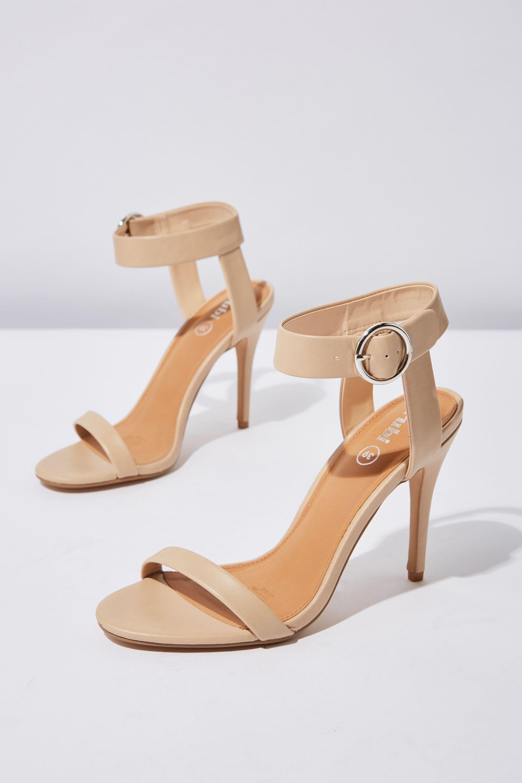 43f5591e631d PU Pintoe Buckle Flat Sandals in 2019 Stuff to buy Flat sandals