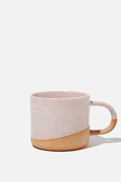 Sunday Mug, PINK GLAZE
