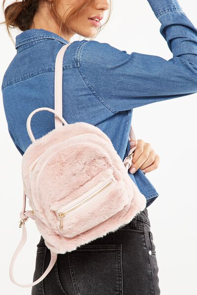Molly Backpack, PALE PINK