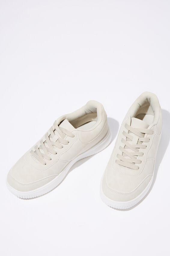 Alice Low Rise Sneaker, GREY