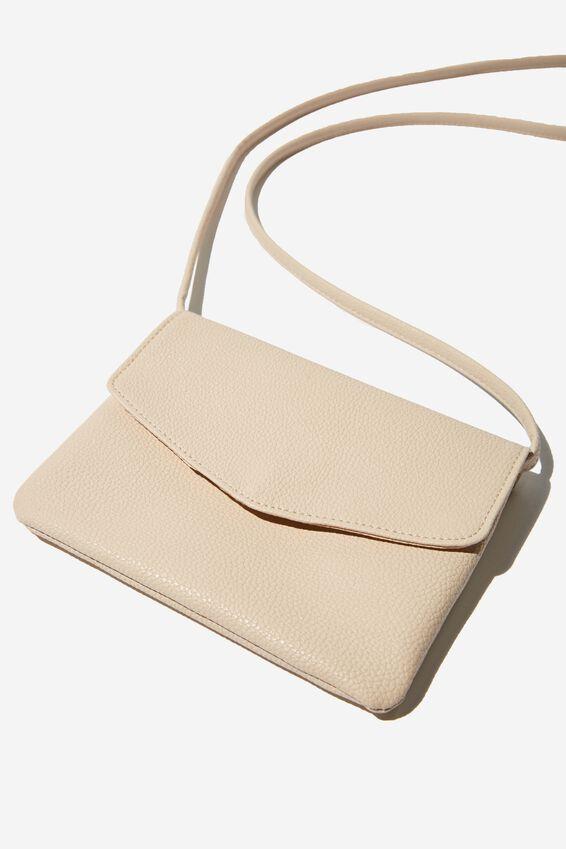 Mikalea Cross Body Bag, BLUSH