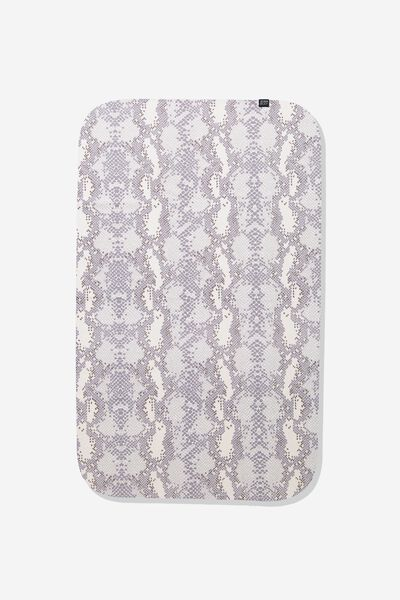 Sweat It Out Towel, SNAKE PRINT