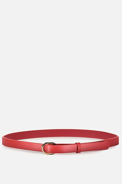 Mila Belt, RED
