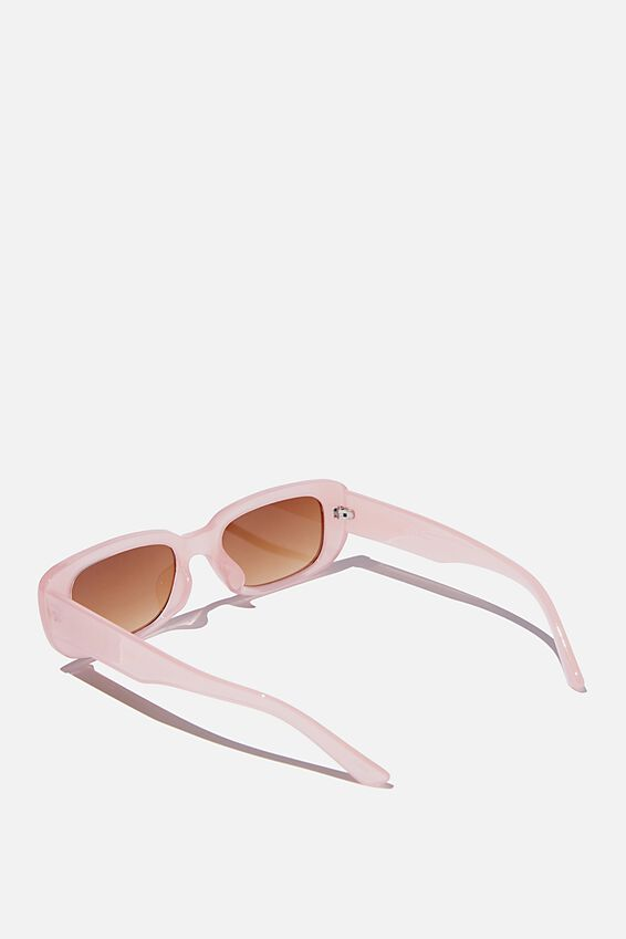 Abby Sunglasses, PETAL PINK