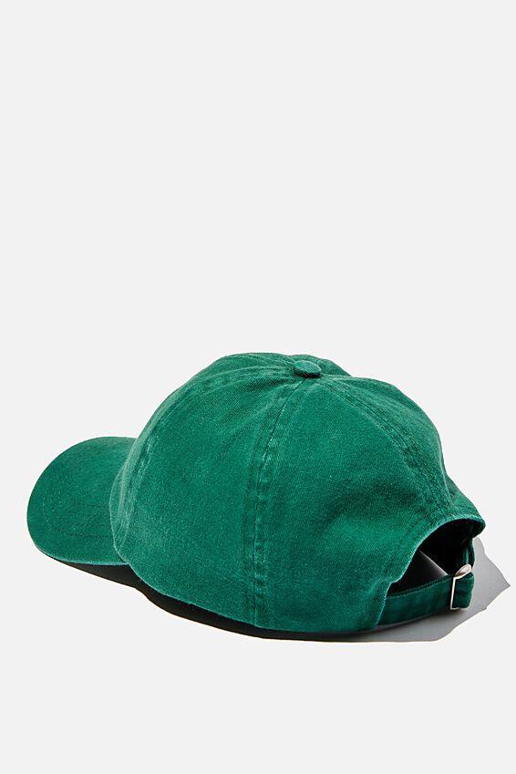 Kaia Cap, VIVID GREEN/SUNFLOWER