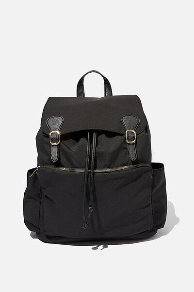 Blitz Backpack, BLACK