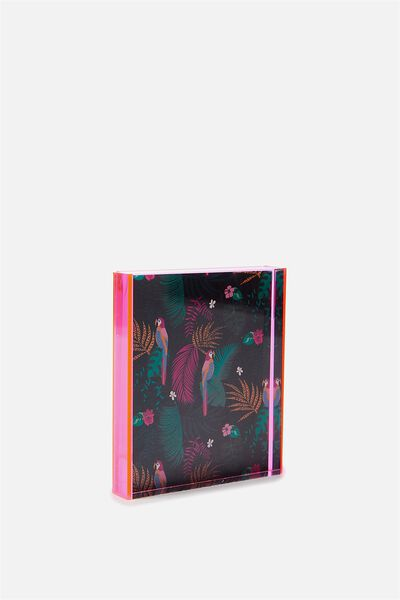 Gift Frame, PINK PERSPEX