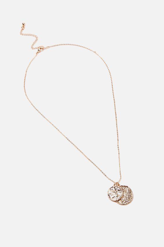 Zodiac Necklace, SCORPIO