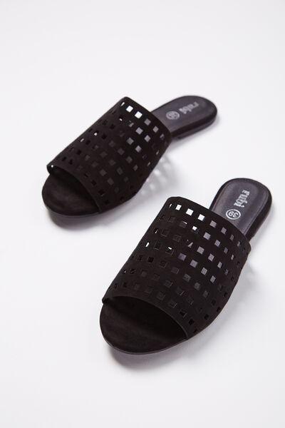 Sleek Slide, BLACK PERF