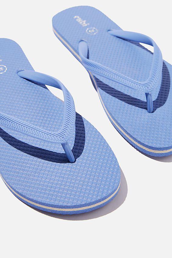 The Rubi Flip Flop, POOLSIDE BLUE