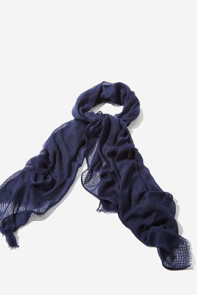 Lily Light Weight Scarf, ECLIPSE